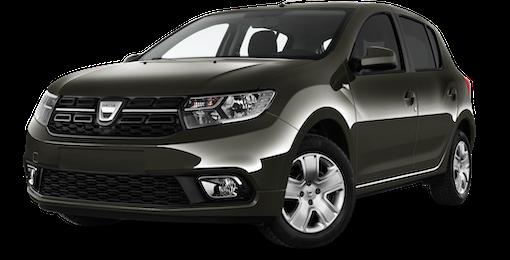 1. Dacia Sandero mit 0 % durchschn. Ersparnis zur UVP sichern