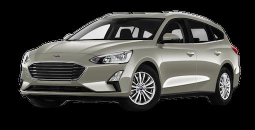 4. Ford Focus Turnier mit 19 % durchschn. Ersparnis zur UVP sichern