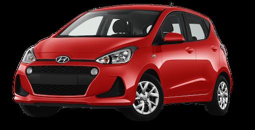 3. Hyundai i10 mit 12 % durchschn. Ersparnis zur UVP sichern