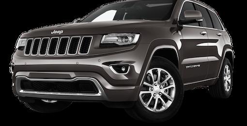 4. Jeep Grand Cherokee mit  % durchschn. Ersparnis zur UVP sichern