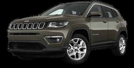 3. Jeep Compass mit 17 % durchschn. Ersparnis zur UVP sichern