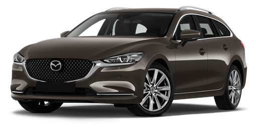 6. Mazda6 mit 25 % durchschn. Ersparnis zur UVP sichern