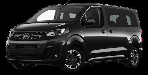 3. Opel Zafira Life mit 31 % durchschn. Ersparnis zur UVP sichern