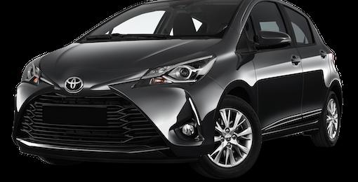 2. Toyota Yaris finanzieren