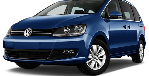 3. Volkswagen Sharan mit 11 % durchschn. Ersparnis zur UVP sichern