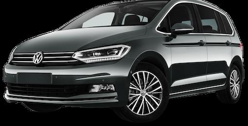 2. Volkswagen Touran mit 16 % durchschn. Ersparnis zur UVP sichern