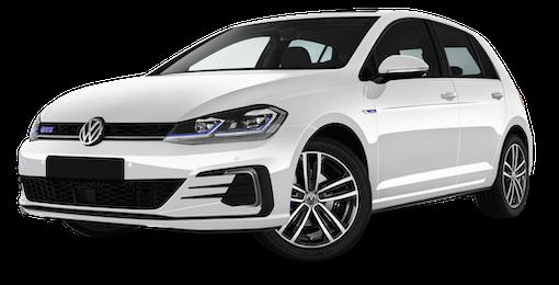 1. VW Golf GTE mit 28 % durchschn. Ersparnis zur UVP sichern